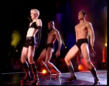 Watch and share Girlie Show GIFs and Madonna GIFs on Gfycat