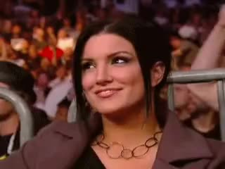 Watch and share Gina Carano GIFs and Lip Bite GIFs on Gfycat