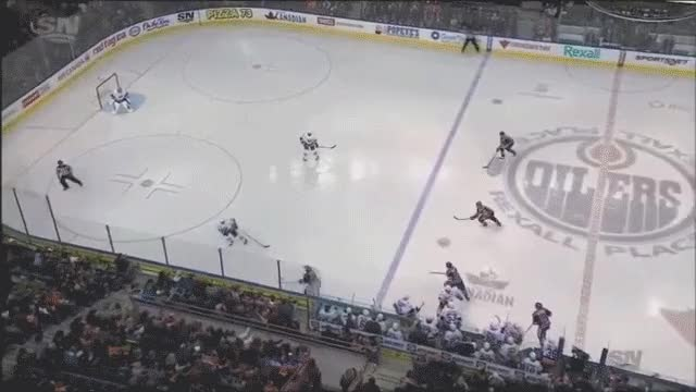 Watch and share Hockey GIFs by abirdofparadise on Gfycat