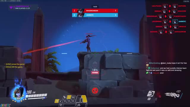 Watch and share Widowmaker GIFs and Overwatch GIFs by Best of Animetic on Gfycat