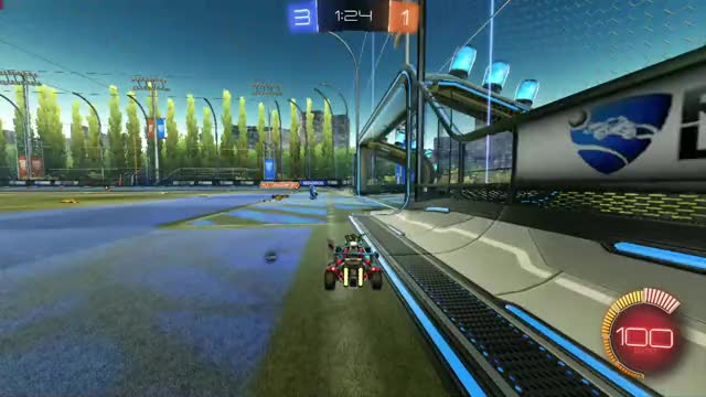 Watch and share Rocket League GIFs by Stones24 on Gfycat