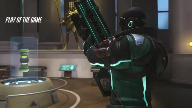 Watch and share Overwatch GIFs and Soldier GIFs by niin__ on Gfycat