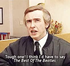 Watch and share Alan Partridge GIFs and Paul Mccartney GIFs on Gfycat