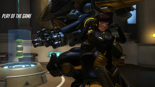 Watch and share Overwatch GIFs by AmericanVandal on Gfycat