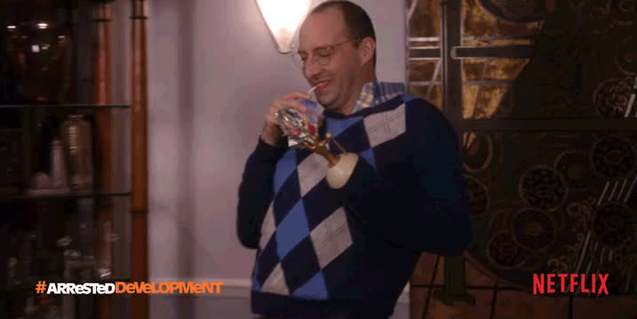 buster arrested development GIFs