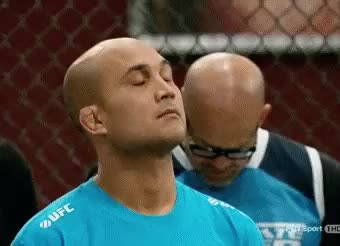 Watch and share BJ Penn Agrees GIFs by caposa on Gfycat