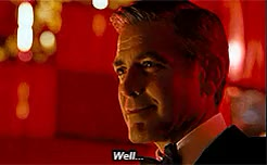Watch and share George Clooney GIFs and Well GIFs on Gfycat