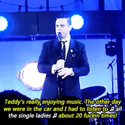 Watch Happy 2nd Birthday Theodora Rose Williams  GIF on Gfycat. Discover more beyonce, mygifs, popular, robbie williams, she rocks haha!, single ladies, teddy williams GIFs on Gfycat