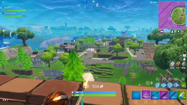 Watch and share Fortnite GIFs by eidols on Gfycat