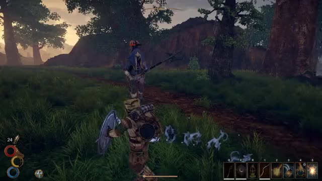 Fantasy RPG Outward is the survival game I've been looking