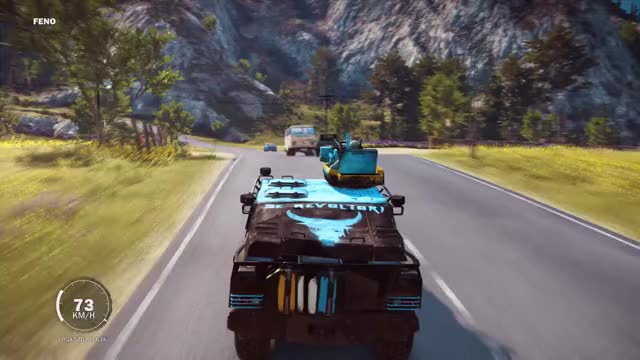 Watch Just Cause 3 Wheelie GIF by @bbobbssagett on Gfycat. Discover more gaming GIFs on Gfycat
