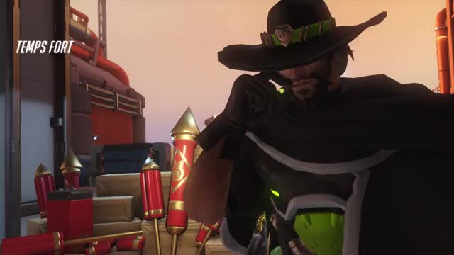 Watch heythere GIF on Gfycat. Discover more mccree, overwatch GIFs on Gfycat