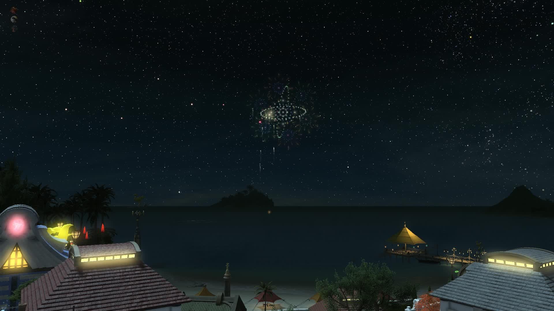 ffxiv fireworks GIFs