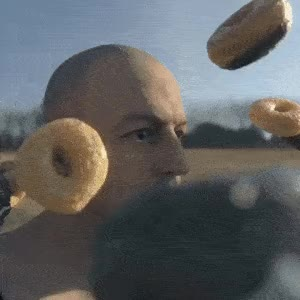 Watch and share Donuts GIFs on Gfycat
