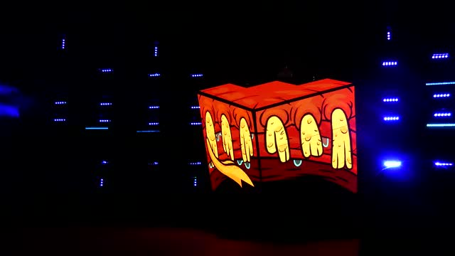 deadmau5 at Red Rocks (4K) - Oct. 20 2017