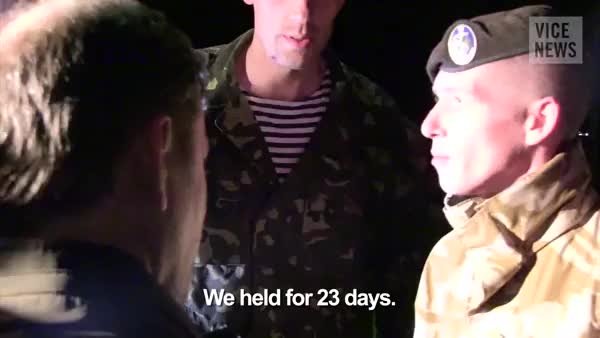 Watch Forcing Troops out of Crimea: Russian Roulette in Ukraine (Dispatch 19) (reddit) GIF on Gfycat. Discover more related GIFs on Gfycat