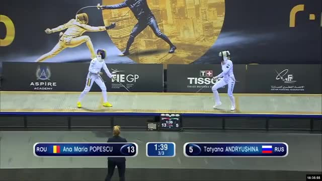 Watch and share Fencing GIFs by Scott Dubinsky on Gfycat