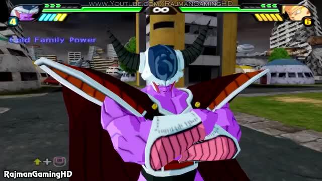 Dragon Ball Z: Budokai Tenkaichi 3 HD - All Ultimate Attacks [1080p