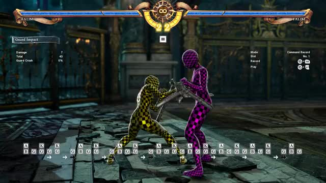 Watch and share Soul Calibur Vi GIFs and Talim GIFs by AlexXsWx on Gfycat