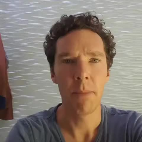 Watch and share Cumberbatch GIFs and Benedict GIFs by winstonchurchillin on Gfycat