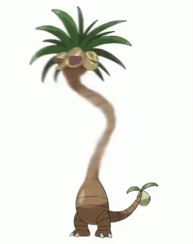 Watch and share The Popular Exeggutor Alola GIFs on Gfycat