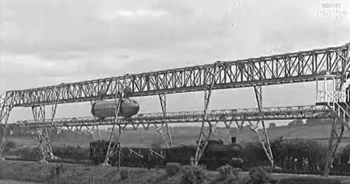 Watch and share The 'George Bennie' Railplane [xpost /r/TrainGifs] (reddit) GIFs on Gfycat