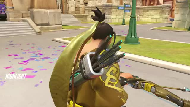 Watch smooooth 18-07-18 00-28-39 GIF on Gfycat. Discover more hanzo, highlight, overwatch GIFs on Gfycat