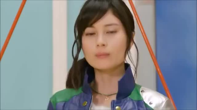 Watch and share Uchu Sentai Kyuranger Henshin (Combined) GIFs on Gfycat