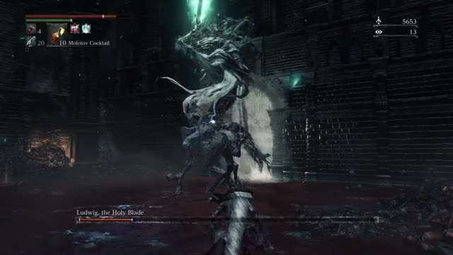 Watch and share Bloodborne™ 20180307235356 GIFs on Gfycat