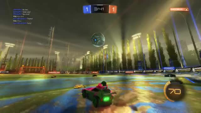Watch and share Rocket League GIFs and Glitch GIFs by youreviltwine on Gfycat