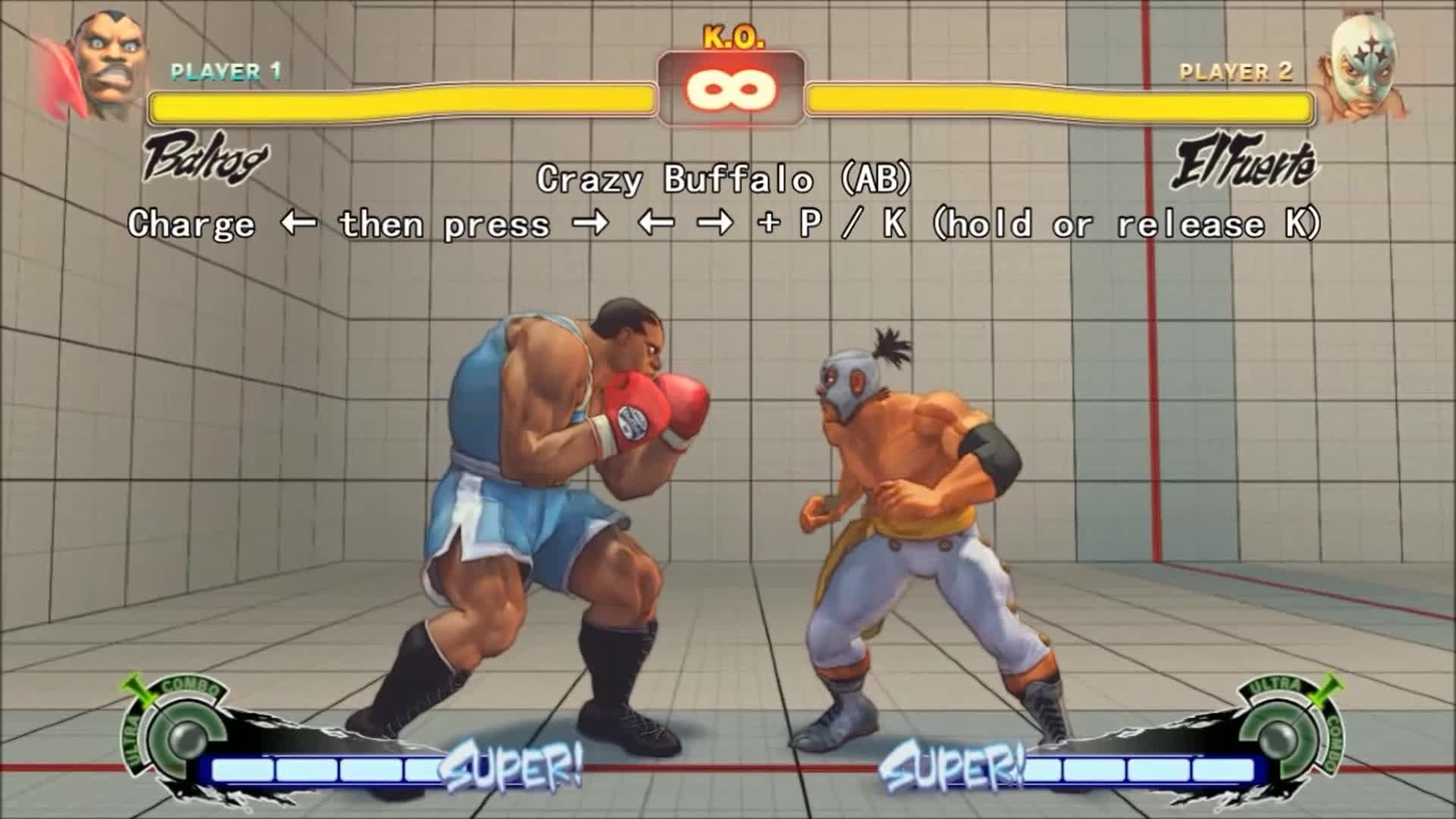 823020dd1 Ultra Street Fighter IV - Balrog Move List GIF   Find, Make & Share Gfycat  GIFs