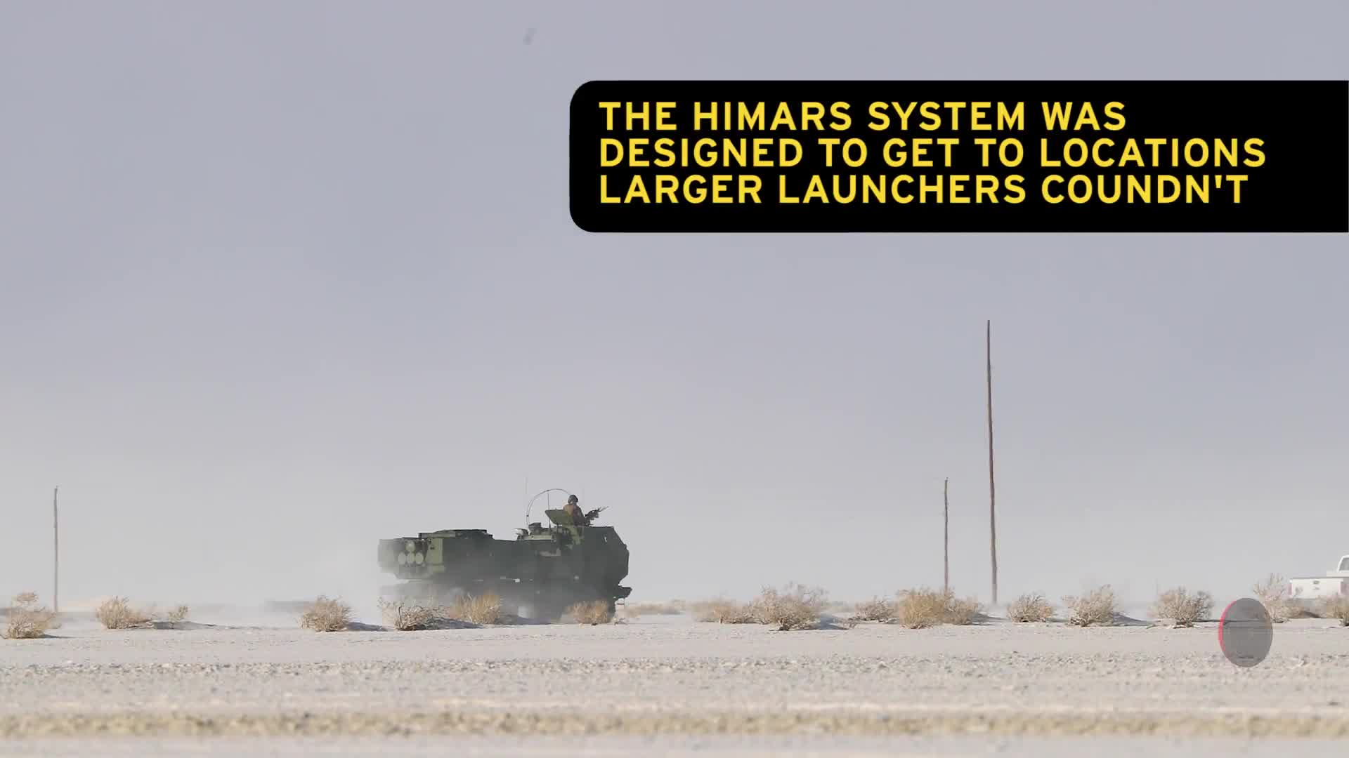 HIMARS, Military Training, Missile Launch, US Marines, USMC, WSMR, White Sands Missile Range, Marine HIMARS rapid unload and fire training GIFs