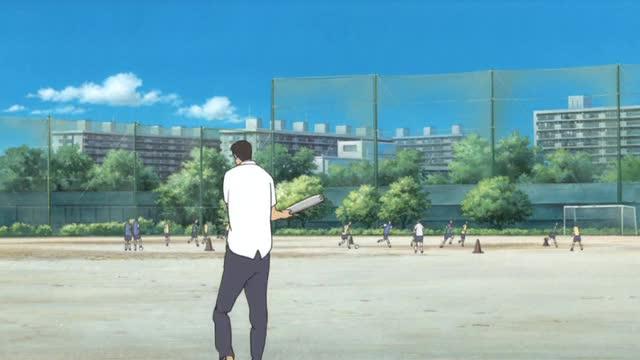 Watch and share Kousuke [Toki Wo Kakeru Shoujo] GIFs by bucket3432 on Gfycat