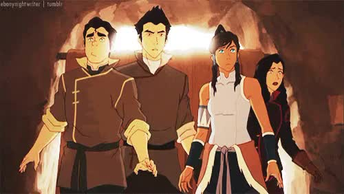 Watch and share Legend Of Korra GIFs and My Photosets GIFs on Gfycat