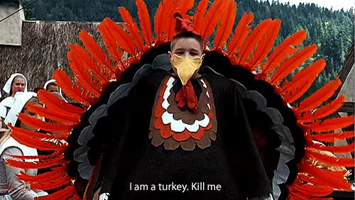 Watch and share Thanksgiving GIFs by Reactions on Gfycat