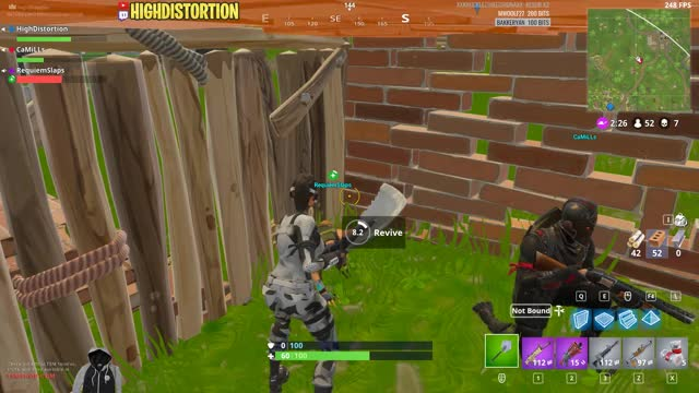 TSM HighDistortion (!Youtube !TSM) | Getting used to new monitor and keyboard | Follow me on !Twitter @HighDistortion_