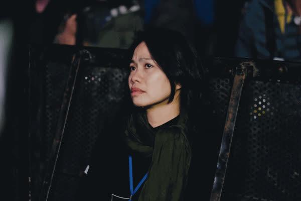 Vợ Trần Lập bật khóc khi nghe giọng chồng cất lên cùng tiếng đàn của MC Anh Tuấn ảnh 12