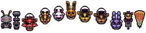 Watch and share Fnaf-sig animated stickers on Gfycat
