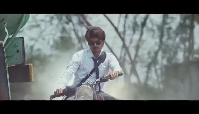 Watch and share Bairavaa - Official Teaser | Ilayathalapathy Vijay, Keerthy Suresh | Bharhathan GIFs on Gfycat