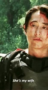 Watch glenn twd GIF on Gfycat. Discover more related GIFs on Gfycat