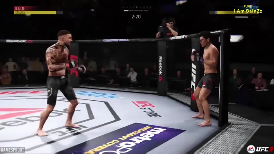 Classic UFC GIFs