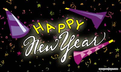 Watch Happy New Year GIF on Gfycat. Discover more related GIFs on Gfycat
