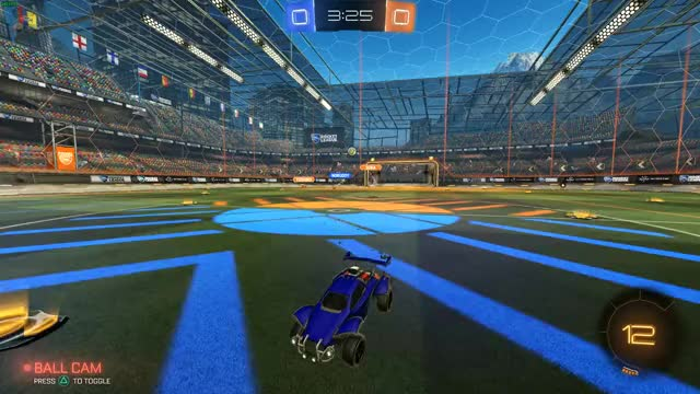 Watch and share Rocket League GIFs by Chris on Gfycat