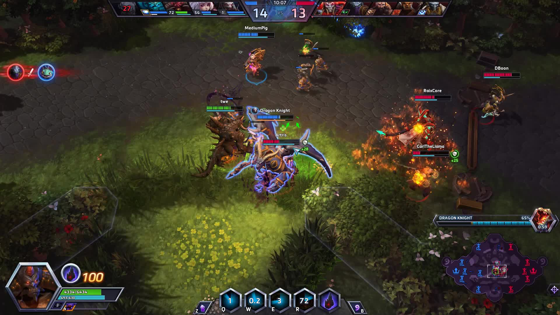 heroesofthestorm, Heroes of the Storm 2018.11.30 - 00.14.01.02.DVR GIFs