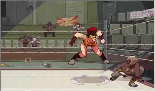 Watch and share Honey Rose Ufe GIFs and Fighting Game GIFs on Gfycat