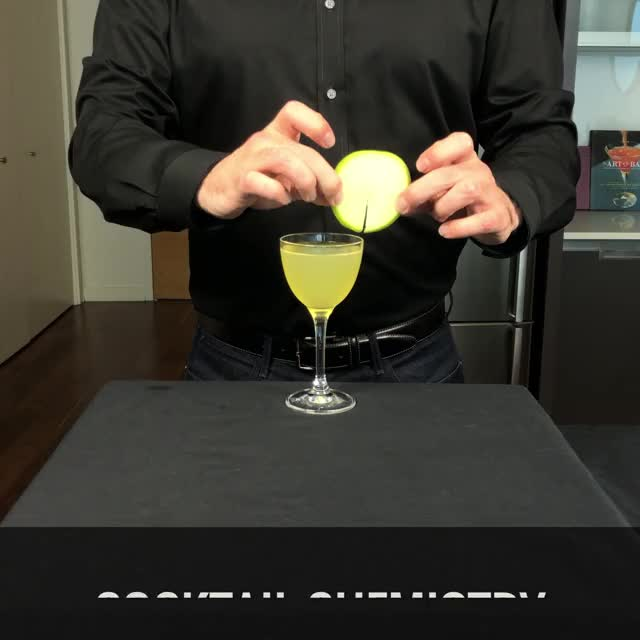 Watch Appletini from Scrubs GIF by Cocktail Chemistry (@cocktailchemistry) on Gfycat. Discover more related GIFs on Gfycat