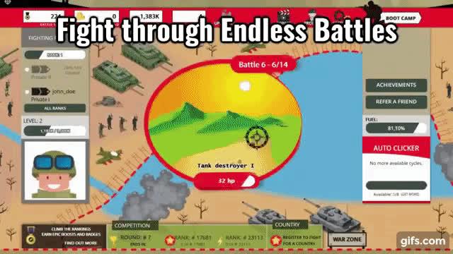 games, gaming, trending, warclicks, WarClicks_Fight battles GIFs