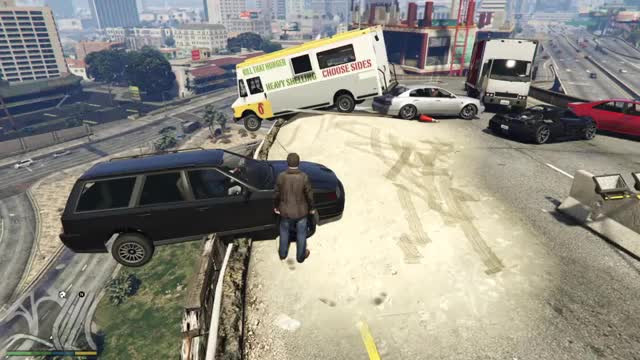 Watch and share Gta5 GIFs and Gtav GIFs by TheCanadianGuy on Gfycat