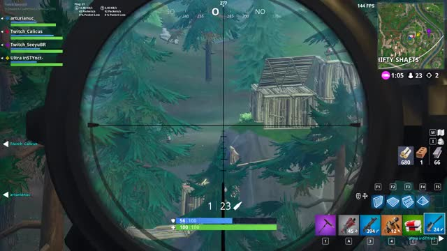 Watch #Sniper ! #FortniteBR @SeeyuBR ! GIF by Seeyu (@seeyubr) on Gfycat. Discover more FortNiteBR, Fortnite GIFs on Gfycat
