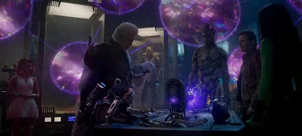 Watch and share Guardians Of The Galaxy GIFs and Benicio Del Toro GIFs on Gfycat
